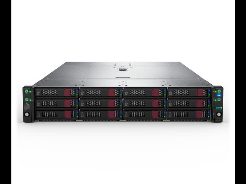 Serveur HPE ProLiant DL380 Gen10 96 To pour Cohesity DataPlatform Center facing