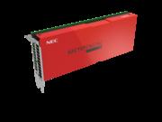 Aceleradores de motores vectoriales NEC