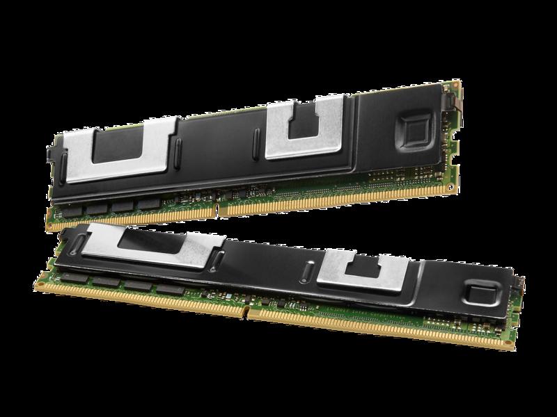 HPE 512GB 2666 Persistent Memory Kit featuring Intel Optane DC Persistent Memory Hero