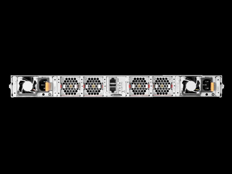 HPE 可组合结构 FM 3132Q 32 端口 100 千兆以太网 QSFP28 1RU 从后到前交换机 Rear facing