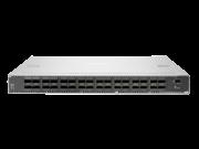 HPE 可组合结构 FM 3132Q 32 端口 100 千兆以太网 QSFP28 1RU 从前到后交换机