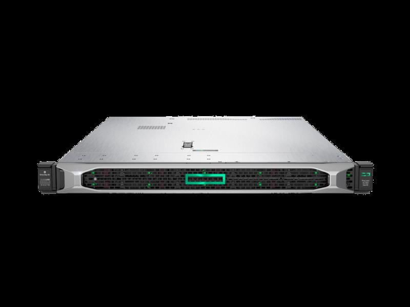 HPE ProLiant DL360 Gen10サーバー シリーズ Hero