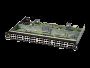 Módulo Aruba 6400 de 48 puertos 1GbE Clase 4 PoE y 4 puertos SFP56