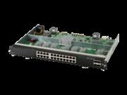 Aruba 6400 24 端口 10Gbase-T 和 4 端口 SFP56 模块