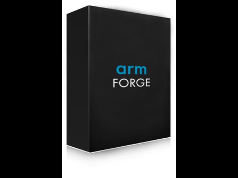 Herramientas Arm de alto rendimiento informático Center facing