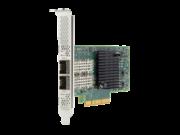HPE 乙太網路 10/25 Gb 雙埠 SFP28 X2522-25G-PLUS 配接卡