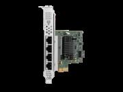 HPE Ethernet 1Gb 4-port BASE-T I350-T4 Adapter