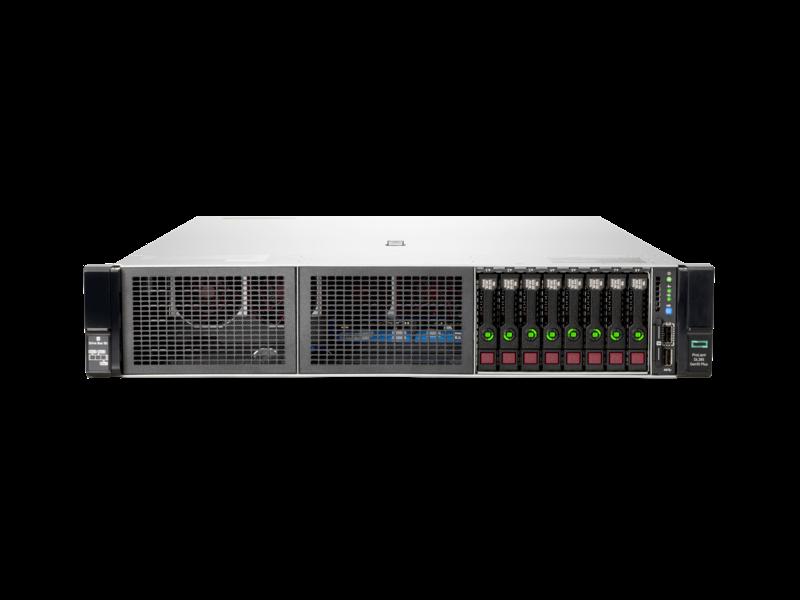 Servidor HPE ProLiant DL385 Gen10 Plus Center facing