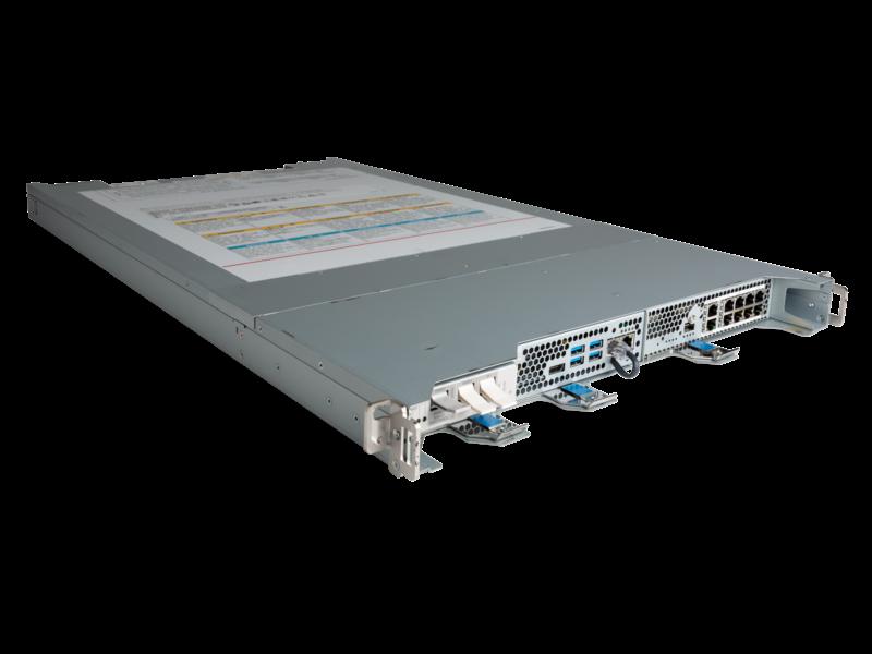 HPE XP7 Storage Detail view