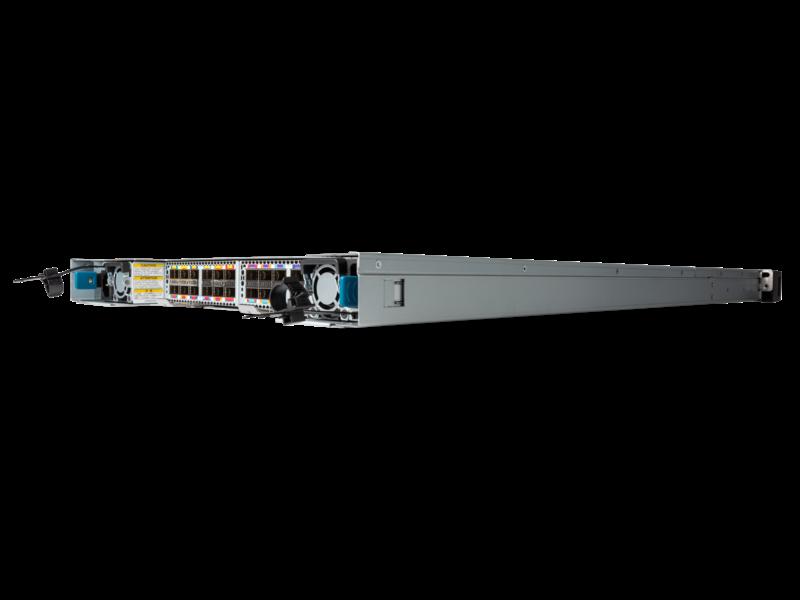 HPE XP7 Storage Rear facing