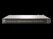 Commutateur HPE SN3700cM 100GbE 32QSFP28 Flux d'air Alimentation-Connecteur