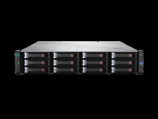 HPE MSA 2050 SAN Storage Detail view