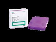HPE LTO-6 Ultrium 6.25TB MP RW 非自定义标签数据磁带(20 件装)