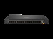 Aruba 8325-32C 32ポート100G QSFP+/QSFP28背面吸気/前面排気ファン x 6と電源装置 x 2バンドル