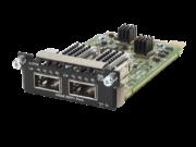 Aruba 3810M 2QSFP+ 40GbE 模块