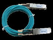HPE X2A0 40G QSFP+ 转 QSFP+ 7 米有源光缆