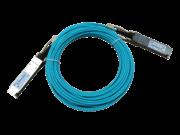 Câble optique actif HPE X2A0 100G, QSFP28 vers QSFP28, de 10 m
