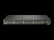 Aruba 6200F 48G Class4 PoE 4SFP+ 740W 交換器
