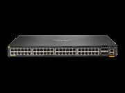 Aruba 6200F 48G Class4 PoE 4SFP+ 370Wスイッチ