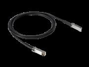 Câble en cuivre à connexion directe Aruba 50G SFP56 vers SFP56 de 3 m