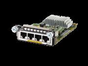 HPE Aruba 3810M/2930M 4 Smart Rate PoE+ Module