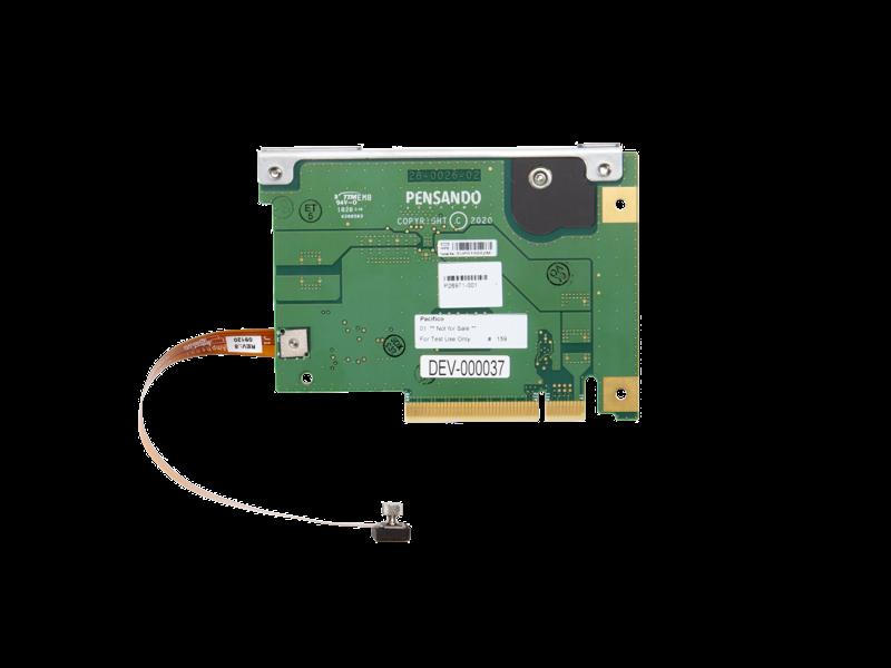 Pensando Distributed Services Platform pour module LOM adaptatif de gestion de la bande latérale HPE iLO Center facing