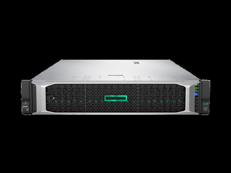 HPE ProLiant DL560 Gen10 5220 2P 64GB-R P408i-a 8SFF 1600 瓦冗余电源服务器 Hero