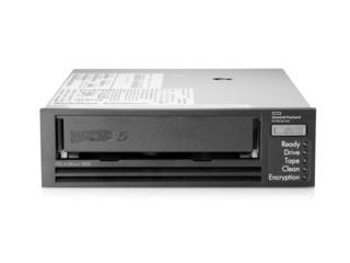 HPE LTO5 Ultrium 3000 SASテープドライブ(内蔵型) B Center facing