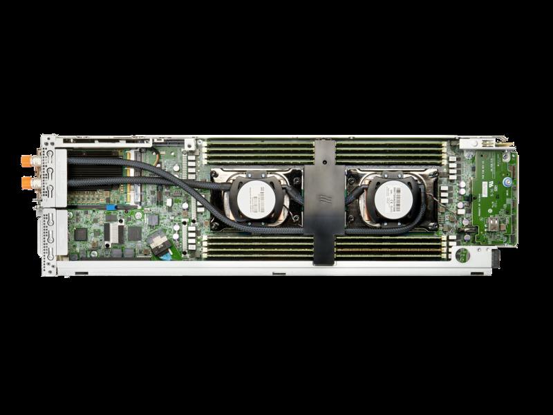 HPE ProLiant XL225n Gen10 Plus 1U Node Configure-to-order Server Detail view