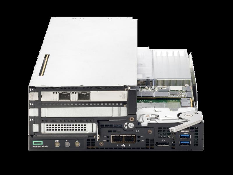 HPE ProLiant e910t 刀片服务器 Center facing