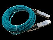 HPE X2A0 40G QSFP+ 转 QSFP+ 20 米有源光缆