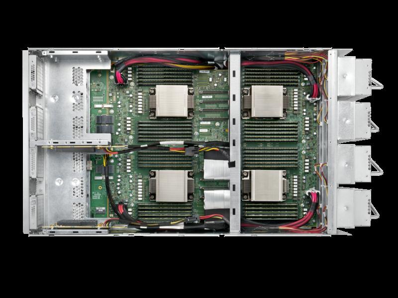 HPE Superdome Flex 280 服务器 Detail view