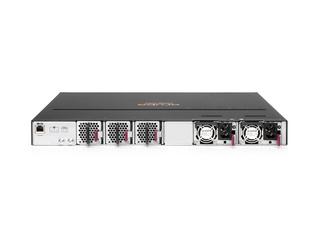 Aruba 8360-48XT4C Port to Power 3 Fans 2 PSU Bundle Rear facing