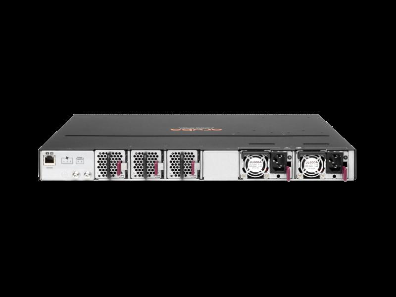 Aruba 8360-48XT4C 端口到电源 3 风扇 2 PSU 捆绑包 Rear facing