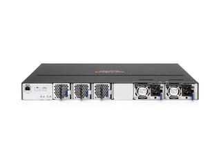Aruba 8360-32Y4C(带 MACsec)电源到端口 3 风扇 2 PSU 捆绑包 Rear facing