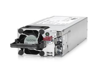 Kit d'alimentation hot-plug flexible HPE 1600W 48VCC Left facing