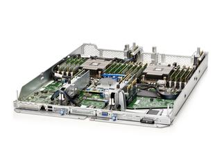 Serveur HPE ProLiant XL675d Gen10 Plus configurable à la commande Left facing