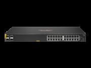 Aruba 6100 24G Class4 PoE 4SFP+ 370Wスイッチ