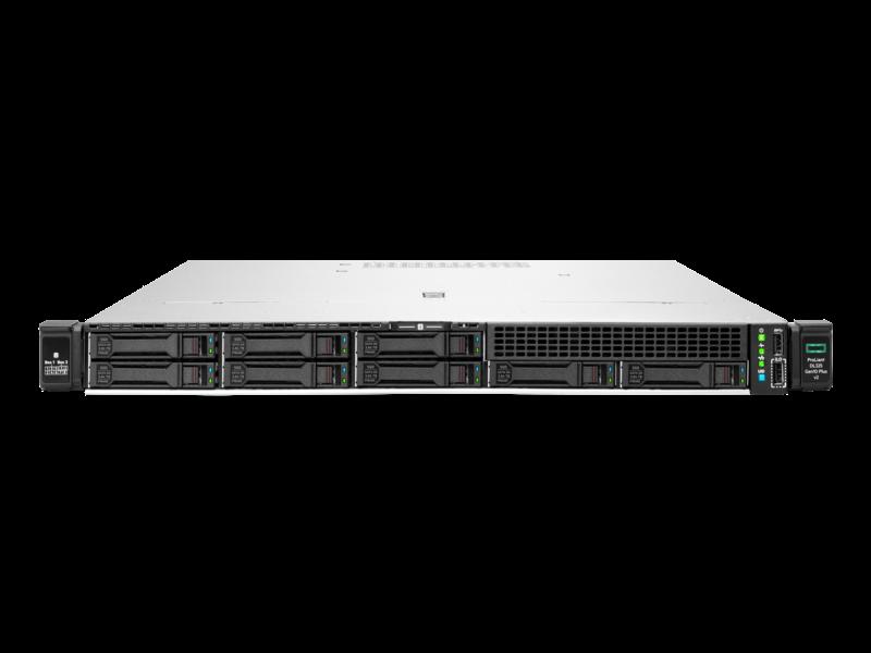 HPE ProLiant DL325 Gen10 Plus v2 7313P 3.0GHz 16-core 1P 32GB-R 8SFF 500W PS Server Center facing
