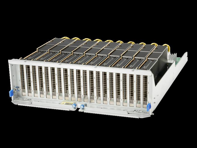 适用于 HPE 产品的 AMD Instinct MI100 PCIe 图形加速器 Right facing