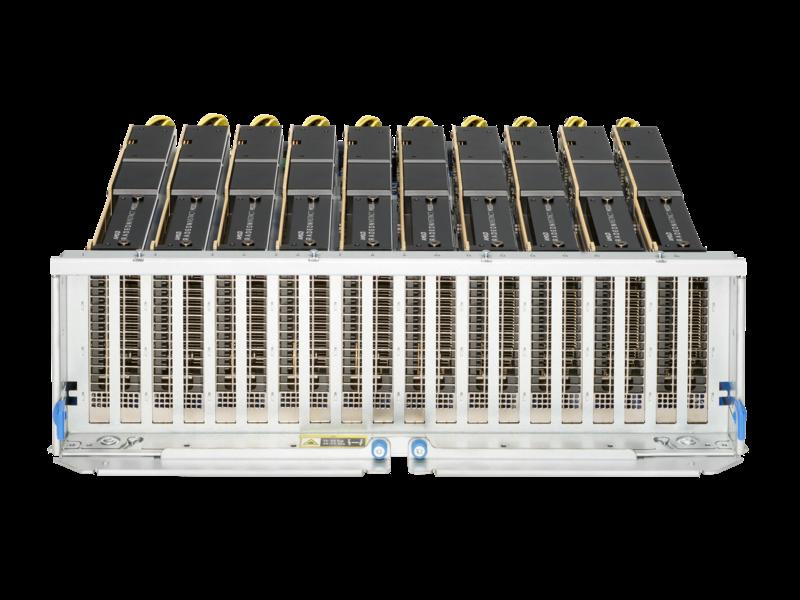 适用于 HPE 产品的 AMD Instinct MI100 PCIe 图形加速器 Detail view