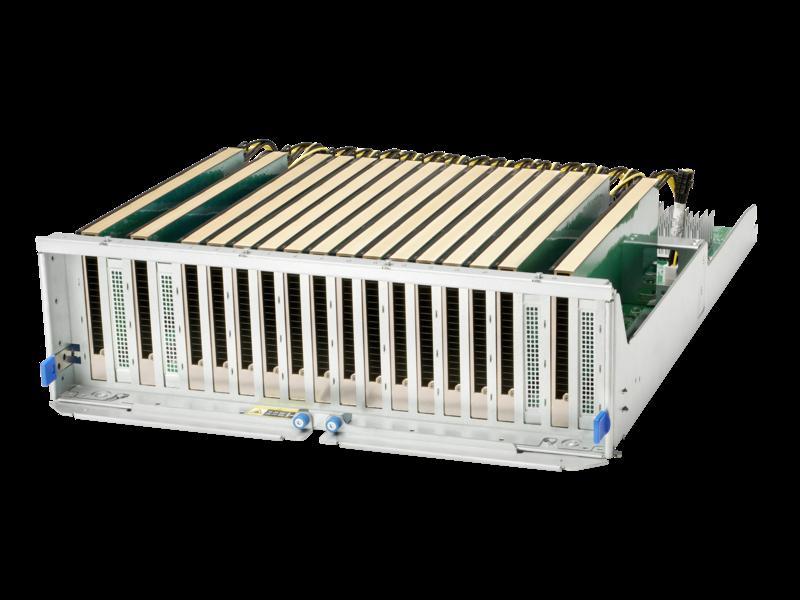 适用于 HPE 产品的 NVIDIA A10 24 GB PCIe 图形加速器 Left facing