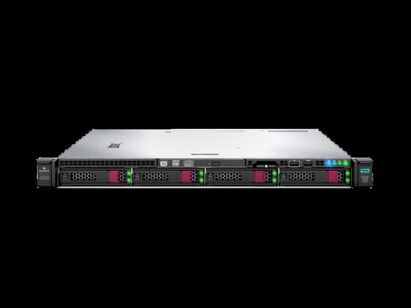 HPE Parallel File System Storage Left facing