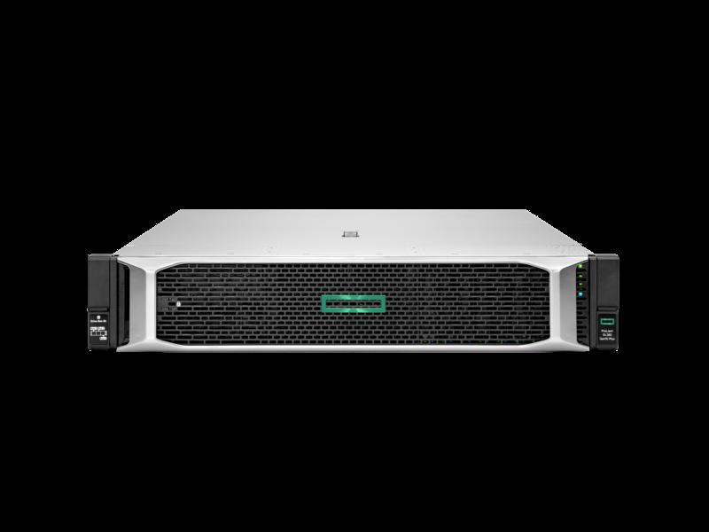 Serveur HPE ProLiant DL380 Gen10 Plus 4314 2.4 GHz 16 cœurs 1 processeur 32 Go-R P408i-a NC BCM57412 8 lecteurs à petit facteur de forme Module d'alimentation 800 W Hero