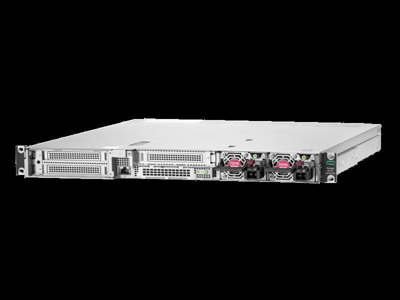 Serveur Télécom HPE ProLiant DL110 Gen10 Plus Left facing