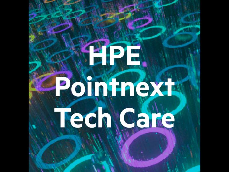 HPE 1 Year Post Warranty Tech Care Basic DL380 Gen10 Service Center facing