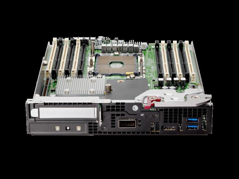 HPE ProLiant e910 Server Blade Center facing
