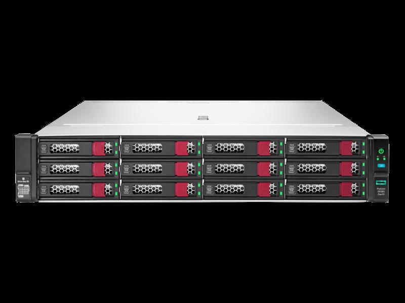 Serveur HPE ProLiant DL385 Gen10 Plus Center facing