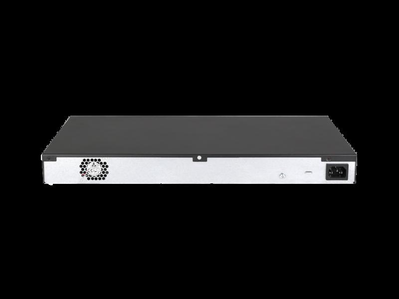 HPE FlexNetwork 5140 EI 交换机系列 Rear facing