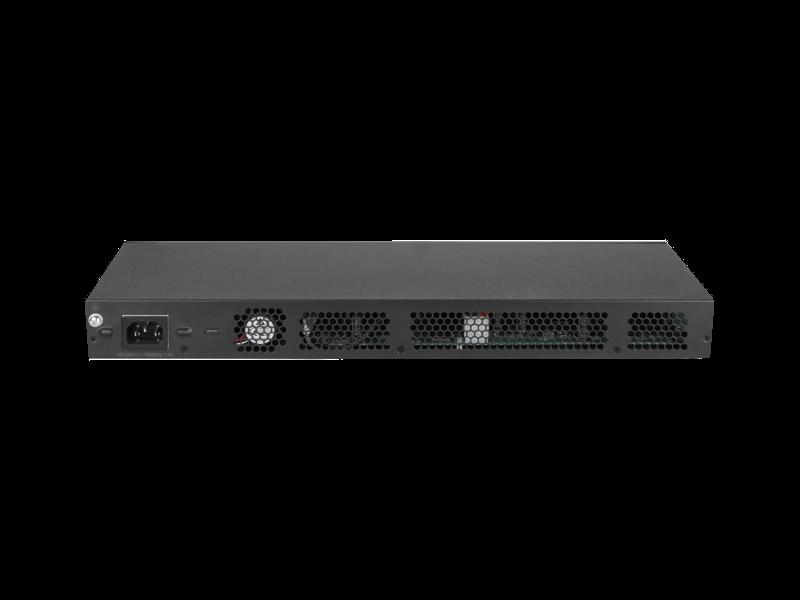 Commutateur HPE FlexNetwork 5140 24G 4SFP+ EI Rear facing